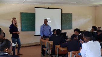 Baywatch Project Presentations - Walmer high school